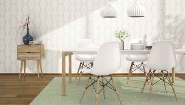 tapeten richtig einsetzen tipps f r die wandgestaltung. Black Bedroom Furniture Sets. Home Design Ideas