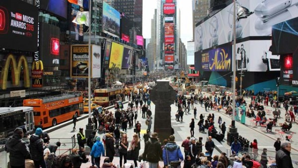 Wanderurlaub in New York