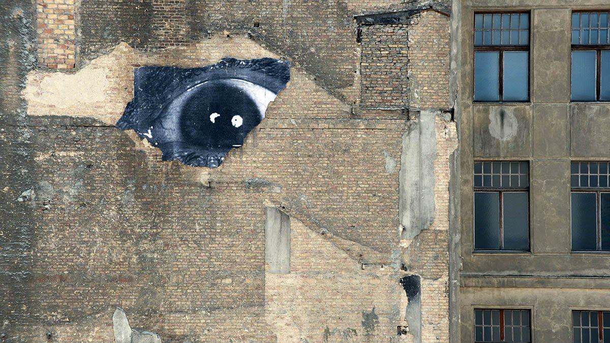 app zeigt streetart hotspots in berlin. Black Bedroom Furniture Sets. Home Design Ideas