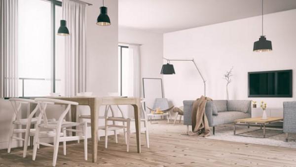 Die Wohnung skandinavisch einrichten – so geht\'s