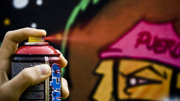 Mit dem Kingspray Graffiti Simulator legal sprayen
