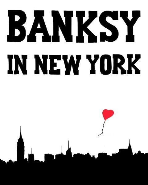 banksy new york